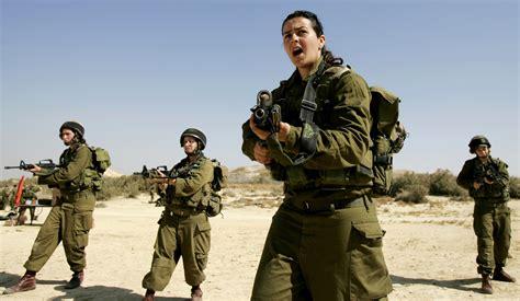 israel female soldiers  valued