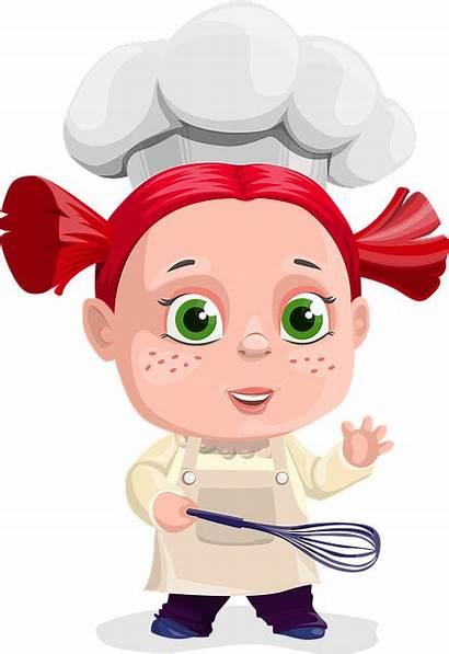 Pixabay Cooking Cook Kid Vector Graphic