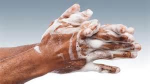 power  hand washing  prevent coronavirus