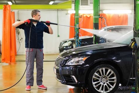 car wash service keep your car well maintained before the winter comes in