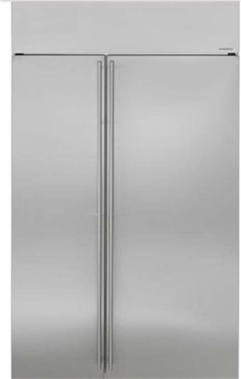 zissnkss ge monogram  built  side  side refrigerator  led lighting  wifi