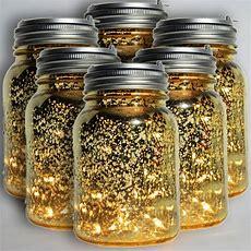 Mason Jar Lights  Led Fairy & Pendant Lights For Mason Jars