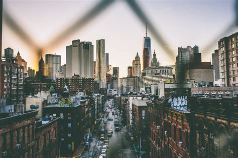 px building city cityscape  york city street
