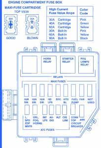 Mustang Seat Switch Wiring Diagram : mustang driver 1994 seat fuse box block circuit breaker ~ A.2002-acura-tl-radio.info Haus und Dekorationen