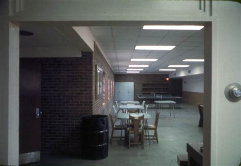 florida memory interior view showing  recreation room