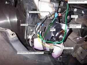 Horn Replacement - Honda Pilot