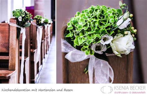 blumenschmuck hochzeit hortensien kirchendekoration hochzeitsdekoration kirchenschmuck mit hortensien lisianthus