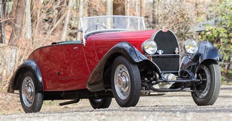 This Classic Bugatti Roadster May Not Sell For Chiron