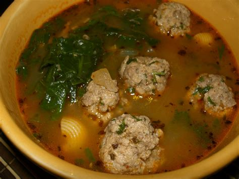 italian wedding soup recipe dishmaps