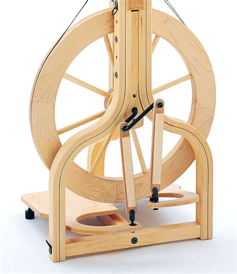 Schacht Matchless Spinning Wheel Double Treadle