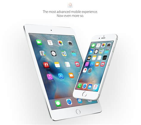 app for iphone ios 9 software update for iphone ipod touch and now