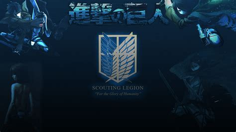 Scouting Legion Wallpaper (75+ images)