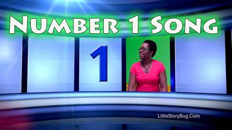 preschool learning number 1 song littlestorybug 844   maxresdefault