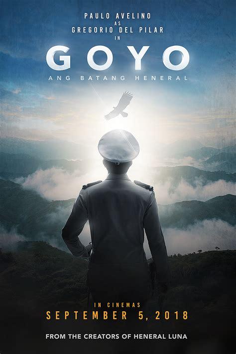 goyo ang batang heneral  poster  full trailer