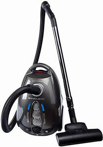 Soniclean Galaxy 1150 Canister Vacuum Cleaner Review 2020