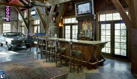 garage bar ideas space home bar eclectic basement