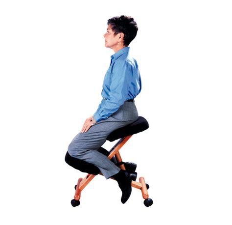 siege assis genou siège ergonomique mode d emploi pla médical le