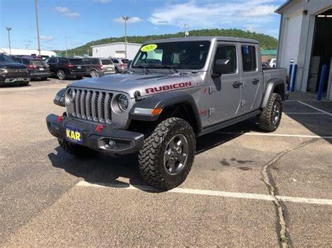 jeep gladiator  sale  oakland ca cargurus
