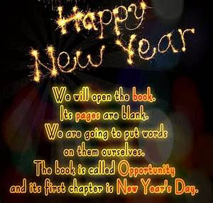 Happy New Year 2018 Quotes : New Year Inspirational ...