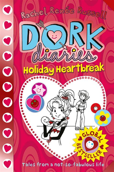 Dork Diaries Holiday Heartbreak  Book By Rachel Renee