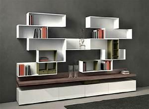 étagères Murales Ikea : l 39 tag re murale design 82 id es originales ~ Teatrodelosmanantiales.com Idées de Décoration