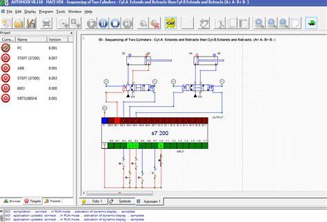 hydraulic pneumatic design software hytech world