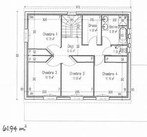 AVIS Sur Notre Plan Maison Tage Avec 4 Chambres 127m2