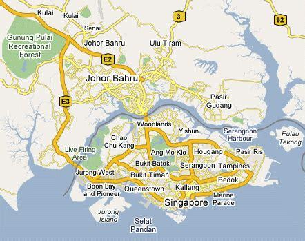 singapore johor bahru asia