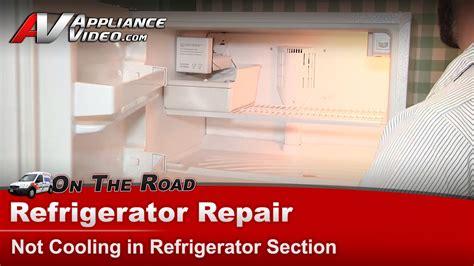kenmore  refrigerator repair  cooling