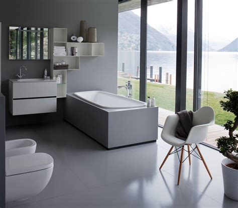 aesthetic  sober palomba collection  laufen interior design ideas  architecture
