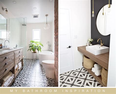 Bathroom Floor Tile Guide by Shopping Guide Patterned Floor Tiles With Subtle