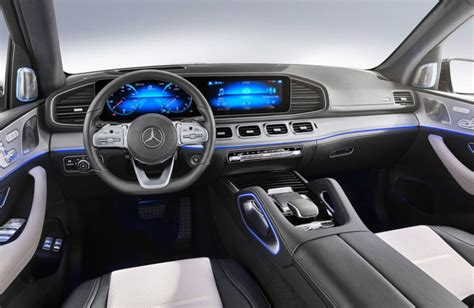 Gallery of 358 high resolution images and press release information. 2020-Mercedes-Benz-GLE-interior-dash-and-wheel_o - Silver Star Motors
