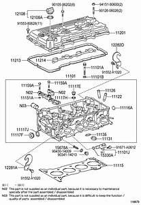 Toyota Tacoma Engine Valve Cover Gasket