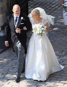 zara phillips wedding dress zara phillips looks With zara wedding dress