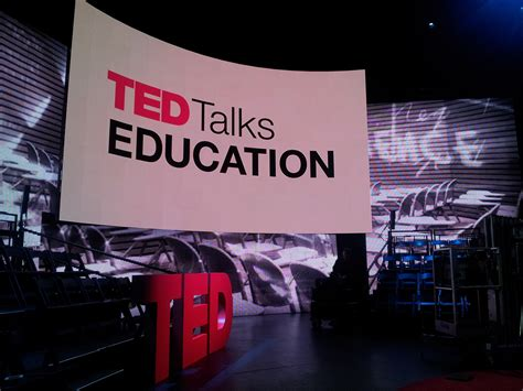 TED Talks Education : Screen Graphics on Behance