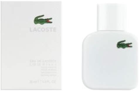 lacoste blanc white for 100ml price review and buy in uae dubai abu dhabi souq