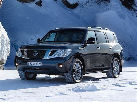 If you're an american and you're wondering what a nissan patrol is i don't blame you, as nissan haven't. NISSAN Patrol specs & photos - 2010, 2011, 2012, 2013 ...