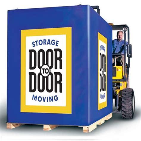door to door movers door to door storage moving self storage storage