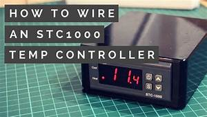 Stc1000 Wiring Guide - How To Make A Homebrew Temperature Controller  2018