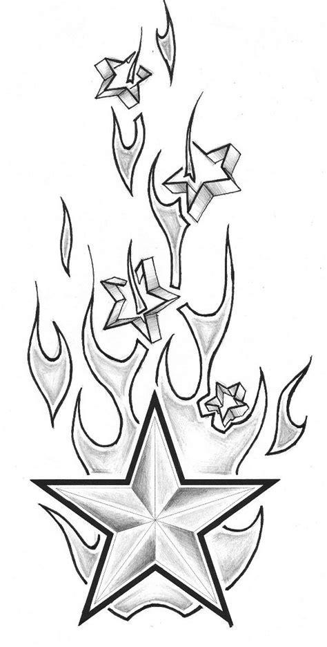 Tribal Flames Dice Tattoo Design - Tattoes Idea 2015