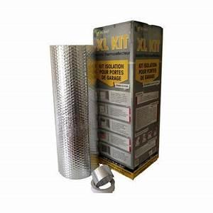 Kit Isolation Porte De Garage : kit isolation porte de garage 6m castorama ~ Nature-et-papiers.com Idées de Décoration