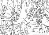 Narnia Coloring Pages Chronicles Coloriage Wardrobe Bataille Drawing Print Movie Printable Peter Witch Lion Aslan La Susan Lucy Sword Pour sketch template
