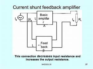 What Are The Applications Of Current Shunt Feedback