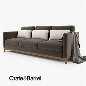 Sofa bed crate and barrel conceptstructuresllccom for Sectional sofa bed crate and barrel