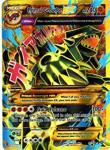 Pokemon Primal Groudon Card | www.pixshark.com - Images ...
