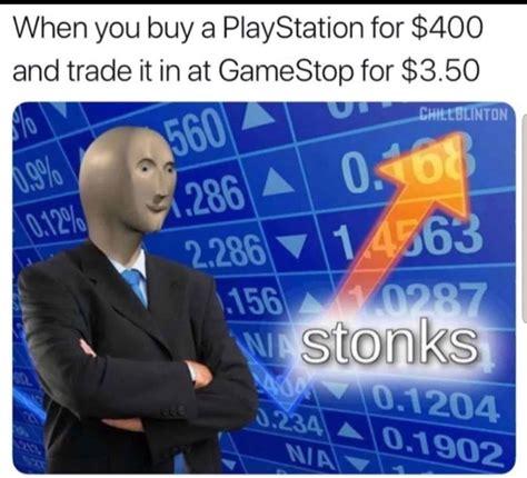stonks meme  diversify  meme portfolio