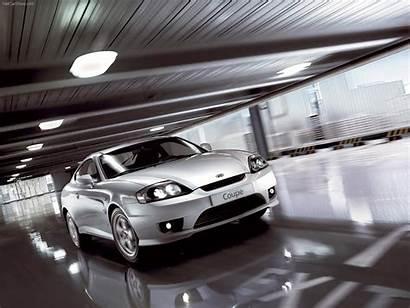 Hyundai Coupe 2005 Tiburon 2004 2007 Wallpapers