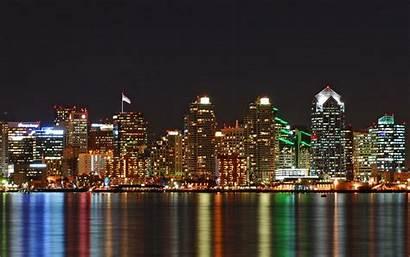 Cities Skylines Diego Skyline San Wallpapers Buildings