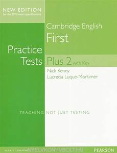 Cambridge English First Practice Tests Plus 2 with key ...