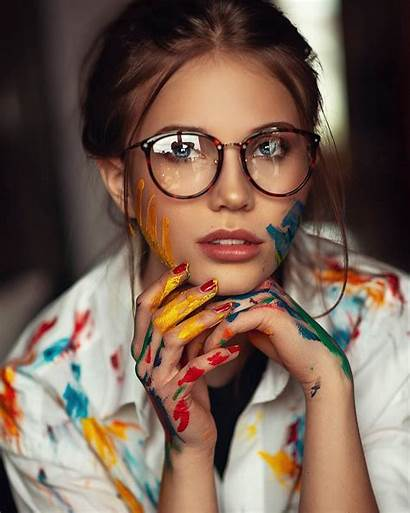 Portrait Lifestyle Beauty Awesome Portraits Materialicious Strieder